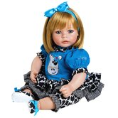 Adora &quot;E.I.E.I.O&quot; Doll with Sandy Blond Hair / Blue Eyes