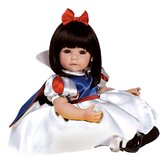 "Adora ""Classic Snow White"" Doll with Dark Brown Hair / Brown Eyes"