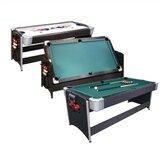 7' 2-in-1 Pockey Game Table