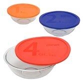 Smart 6 Piece Mixing Bowl Set
