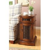 Williams Import Co. End Tables