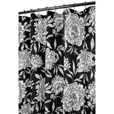 Peony Stall Shower Curtain