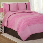 Paloma Comforter Set in Pink