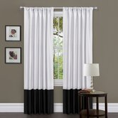Covina Rod Pocket Curtain Panel Pair