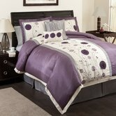 Juliana 6 Piece Comforter Set