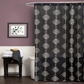 Celina Polyester Shower Curtain