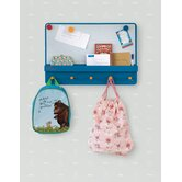 The Tidy Books Magnetic Memo Board (Blue)
