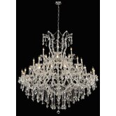 Maria Theresa 41 Light Chandelier