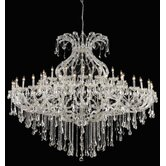 Maria Theresa 49 Light Chandelier