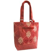 Natural Cleopatra Jute Tote Bag