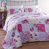 Catherine Lansfield Bedspreads, Quilts, and Runner