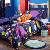Outer Space Duvet Cover Set