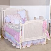 Provence Juliette Bed with Caning