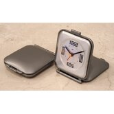 Square Folded Travel Alarm Clock