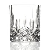 RCR Opera Crystal Double Old Fashion Glass (Set of 6)