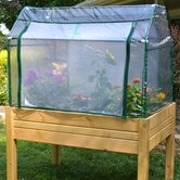 Eden Raised Mini Greenhouse and Herb Garden