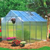 Monticello Quick Assembly Polycarbonate Greenhouse