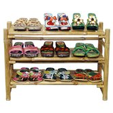 Bamboo54 Shoe Storage