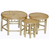 Bamboo54 Accent Stools