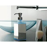 Free Standing Rectangular Liquid Soap Dispenser