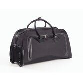 "21"" 2-Wheeled Carry-On Duffel"