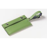 Wrap-Around Luggage Tag