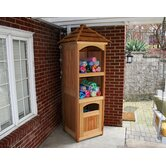 Cedar Entertainment and Storage Unit
