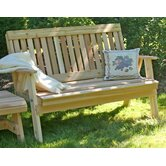 Creekvine Designs Outdoor Benches