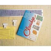 Claridge Products Map Rails & Hangers