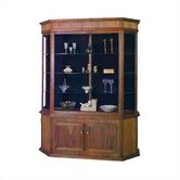 No. 649 Executive Style Display Case with Designer Fabric