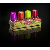 Brights Jar Candle (Set of 4)