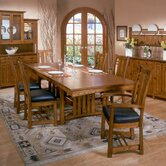 Arts and Crafts Bungalow 7 Piece Dining Set