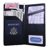 International Travel Leather Wallet