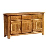 Metro Three Door and Three Drawer Sideboard