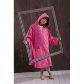 Night Flower Pink Bathrobes