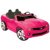 Camaro Ride On in Pink