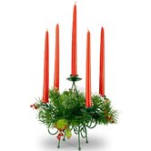 National Tree Co. Candle Holders