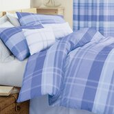 Glencoe Quilt Set in Blue