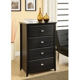 Chelsea 4 Drawer Storage Chest