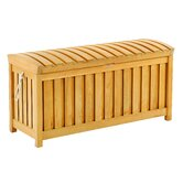 Teak Saqqarah Cushion Box