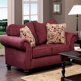 Ruthie Polyester Loveseat