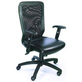 Ventilation Web High-Back Mesh Task Chair