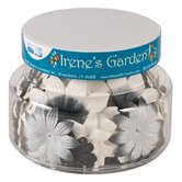 Irene's Garden O Blooms Flower Jar (Set of 60)