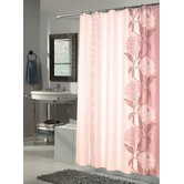 Chelsea Extra Long Fabric Shower Curtain