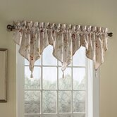 Chantelle Triple Ascot Valance in Natural