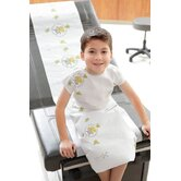 20&quot; x 36&quot; Exam Gowns Pediatric in Captain Inhibx