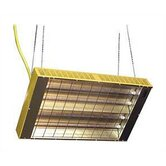 Suspended Quartz Tube Infrared Heater