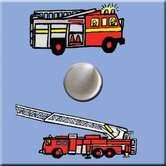 Fire Engines Switch Cover