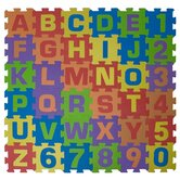 Alphabet and Numbers Connect-A-Playmat