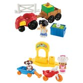 Fisher-Price Playsets